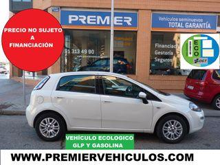 Fiat Punto 2013 GLP ECOLOGICO