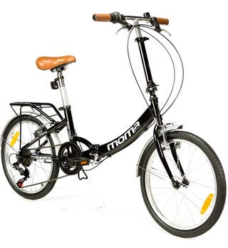 Bici plegable marca MOMA