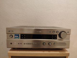 Home cinema Yamaha 5 canales