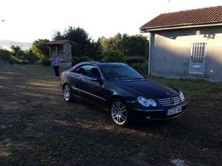 Mercedes-Benz CLK 2003