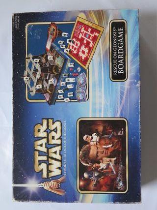 Juego Star Wars. Episodio II: Ataque de los clones