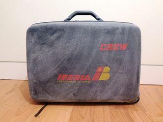 Maleta tripulación Iberia