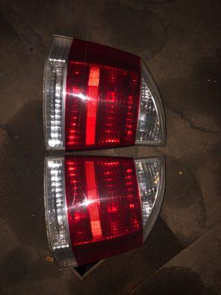 Opel vectra pilotos