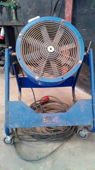 ventilador trifasico