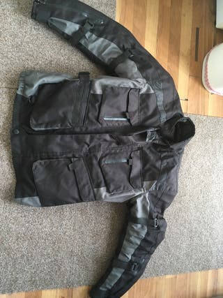 Armour motorcycle jacket size xl