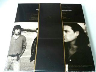 U2. The Joshua Tree Singles Remastered and Live.