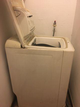 Lavadora carga superior.