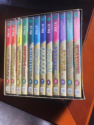 Colección Documentales DVD Grandes Lugares Mundo