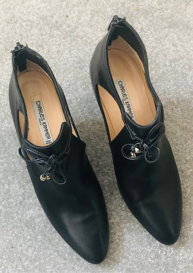 4f7e5c9a564d Charles Kammer Shoes - Black second hand for £400 in Chipping Norton in  WALLAPOP