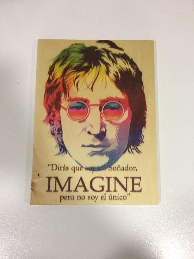 Cuadro de John Lennon