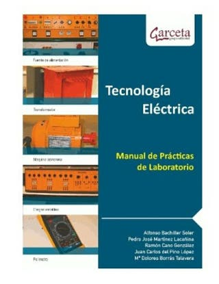 Libro de practicas tecnología eléctrica