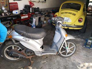 se vende despiece 125 liberti. motor. rueda.etc..