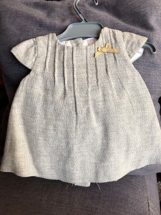 Vestido bebe 1 mes