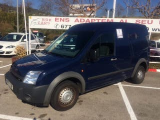 Ford Transit Connect 2004 ISOTERMO