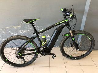 Bicicleta Giant pro electrica