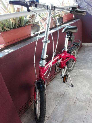 Bici plegable Dahon