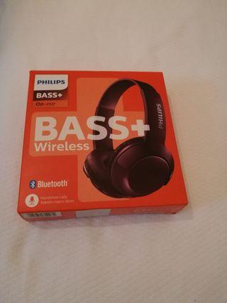 Auriculares inalambricos Philip Bass +