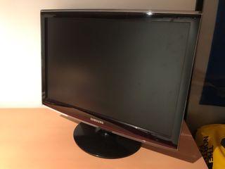 """Pantalla monitor ordenador Samsung 24"""""""