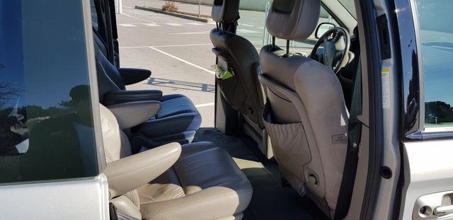 Chrysler Grand Voyager 2001