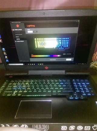 new with box HP omen 17""