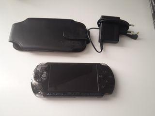 PSP. Playstation Portable.