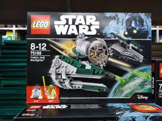 Lego Star Wars 75168 Jedi Starfighter