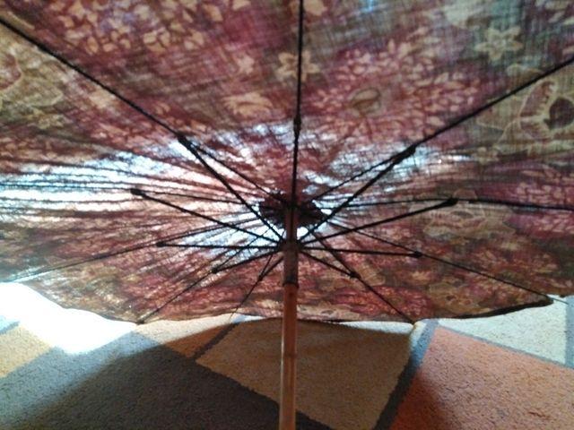 Parasol antiguedad