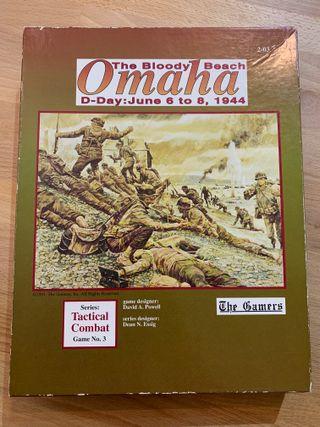 Wargame Omaha the bloody beach