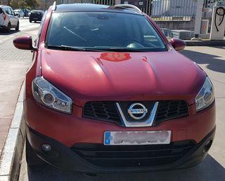 Nissan Qashqai+2, 7 plazas