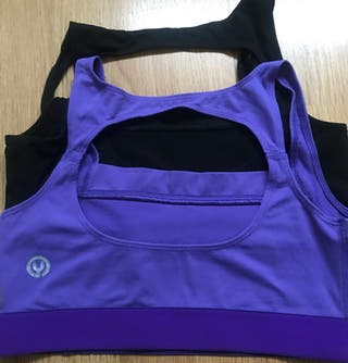 Crop tops for gym