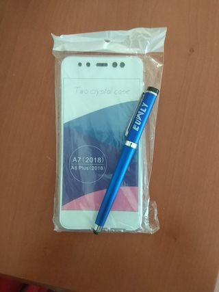 Funda 360 grados Samsung Galaxy A7/A8 plus
