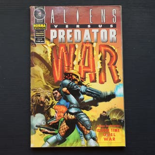Aliens vs Predator: War (Norma Ed.)