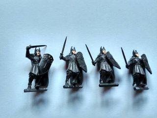 Guerreros de Gondor Warhammer Esdla