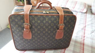 Maleta Louis Vuitton Años 70