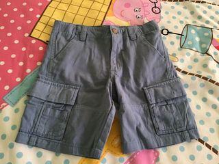 Pantalones Neck & Neck talla 6/7 lote de 7 bermuda