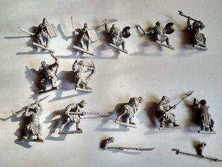 Guerreros Orcos Warhammer Esdla