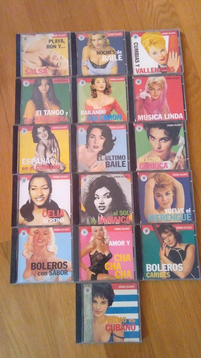 Colección de música latina