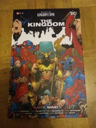 comic the kingdom, nuevo.