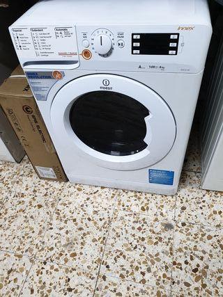 oferta lavadora de 8kg y 1400prm 180€