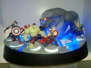 Gigante de hielo Disney Infinity.
