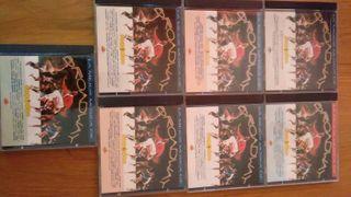 Colección CDs música de broadway