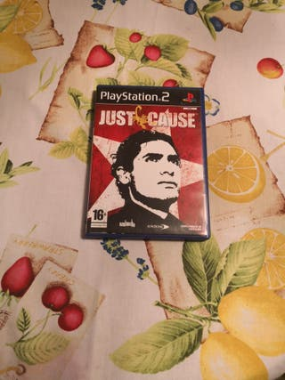Just cause ps2 PlayStation 2