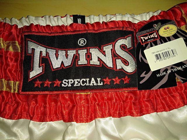 Pantalones Muay Thai Twins talla XL nuevos