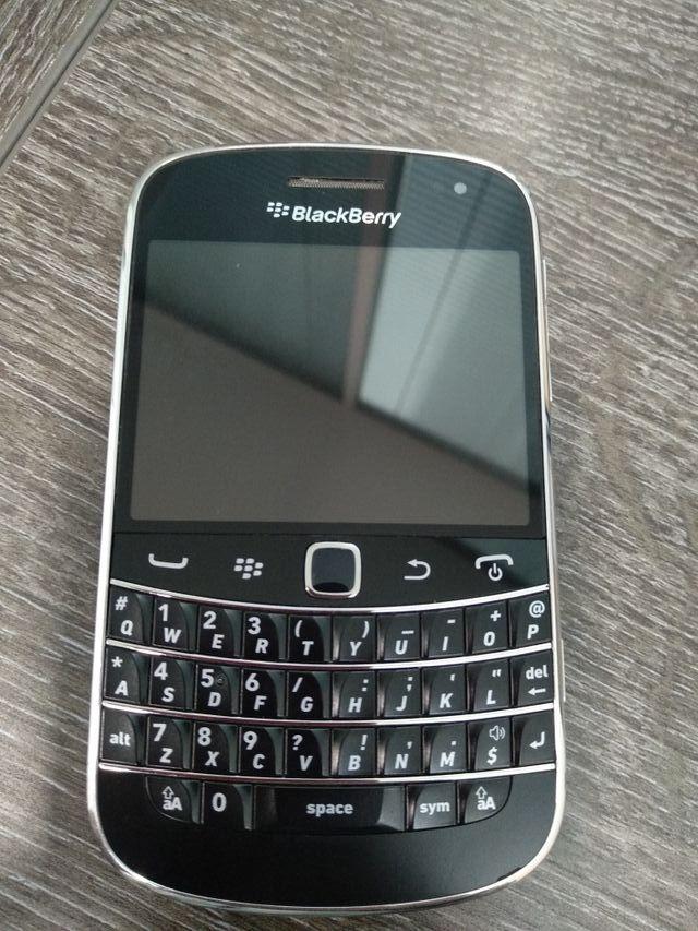 Blackberry Bold poco uso impecable