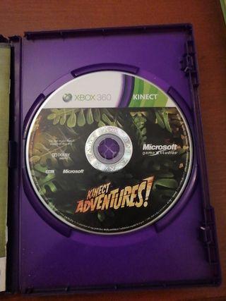 Juegos Xbox Kinect