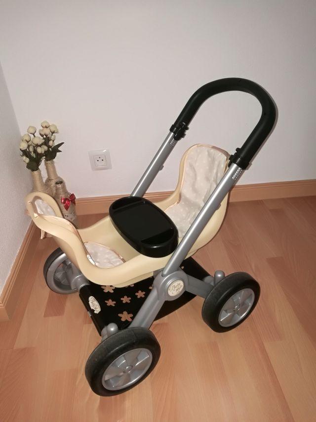 carrito gemelos juguetes