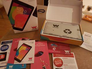 tablet woxter N90 con garantía del fabricante