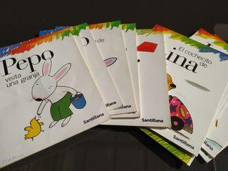Cuentos de lectura infantil de 3 a 5 años.