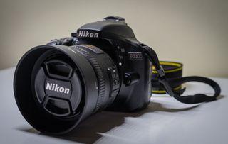 Nikon D3300 + 2 Mochilas de regalo