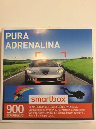 Smart Box Experiencia